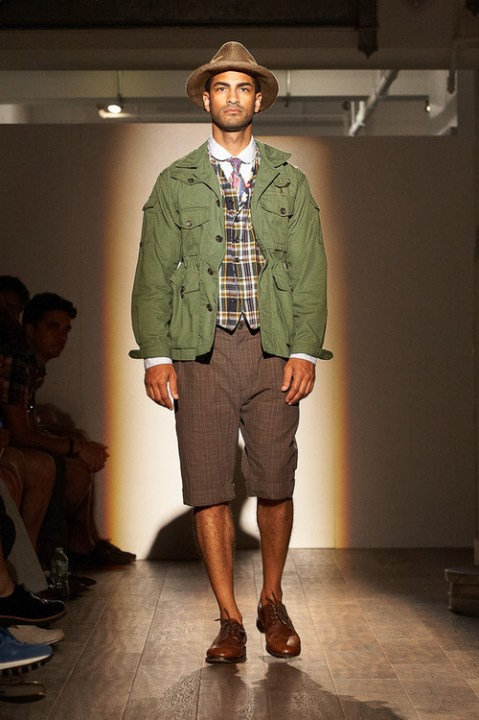 Image of Engineered Garments 2014 Spring/Summer Collection