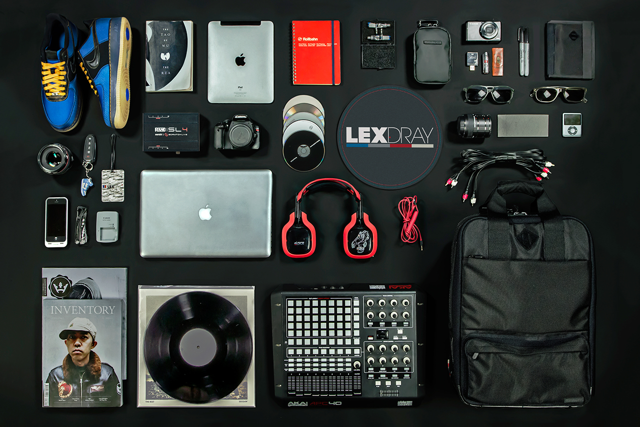 Image of Essentials: Alex Drayer of Lexdray