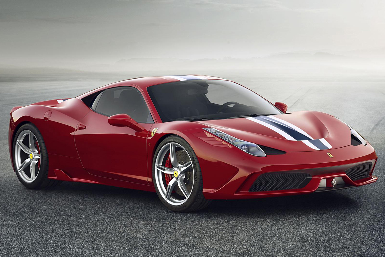 Permalink to Ferrari 458 Speciale