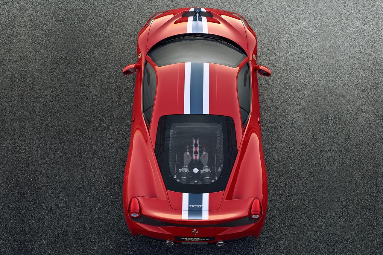 Image of Ferrari 458 Speciale