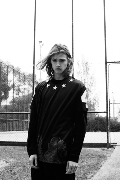 "Image of Fucking Young! 2013 ""Mark"" Editorial"