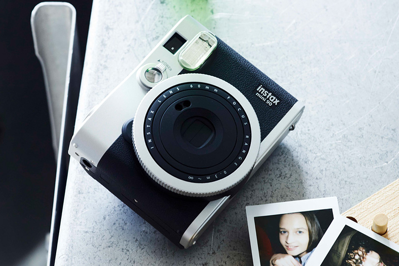 Image of Fujifilm Unveils the instax mini90