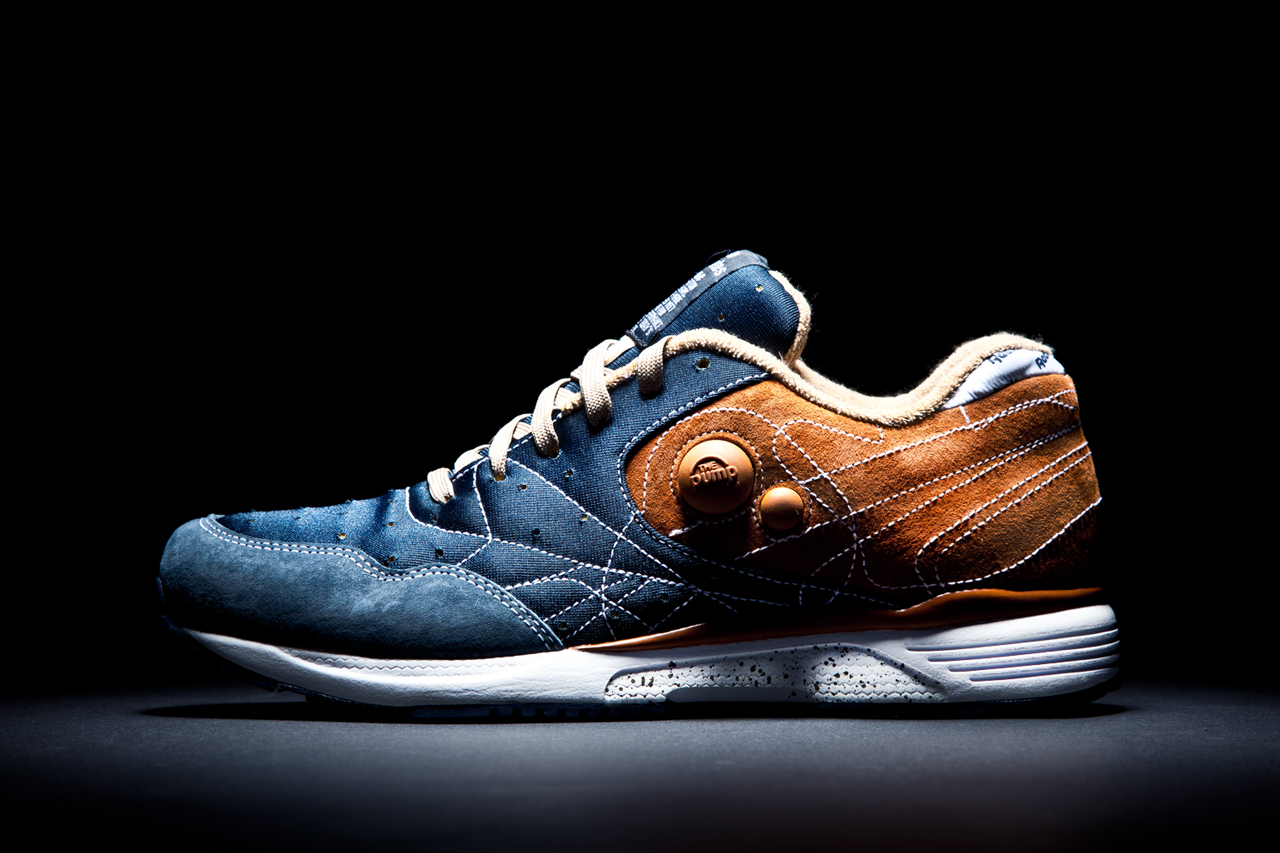 Image of Garbstore x Reebok 2013 Fall/Winter Footwear Collection