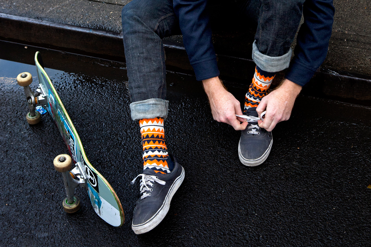 Image of Happy Socks 2013 Fall/Winter Lookbook