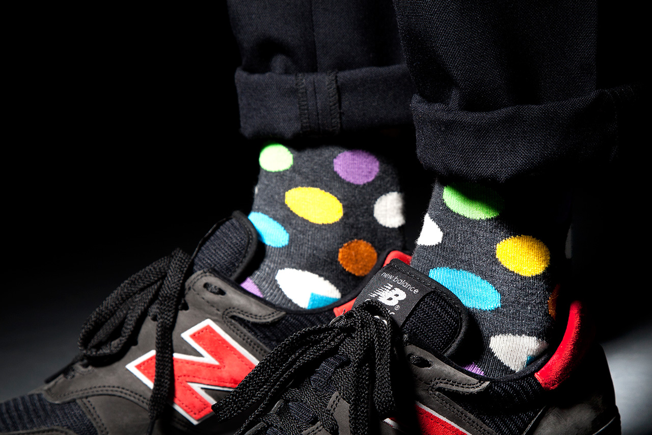 "Image of Happy Socks x WeSC 2013 Fall ""League of Happy Campers"" Collection"