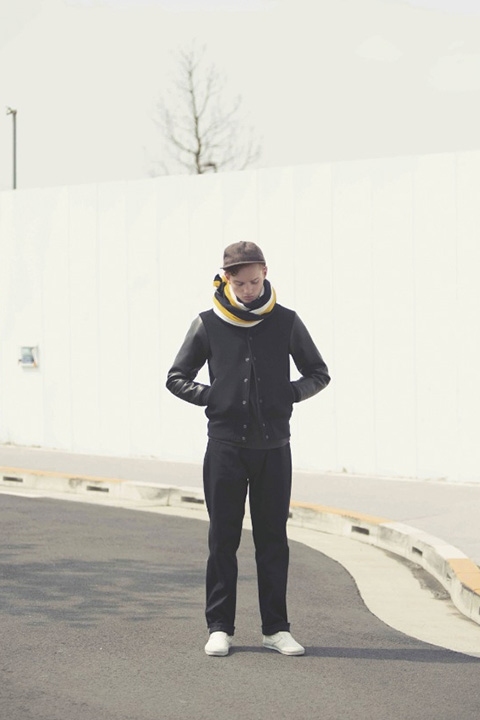 Image of Head Porter 2013 Fall/Winter Lookbook