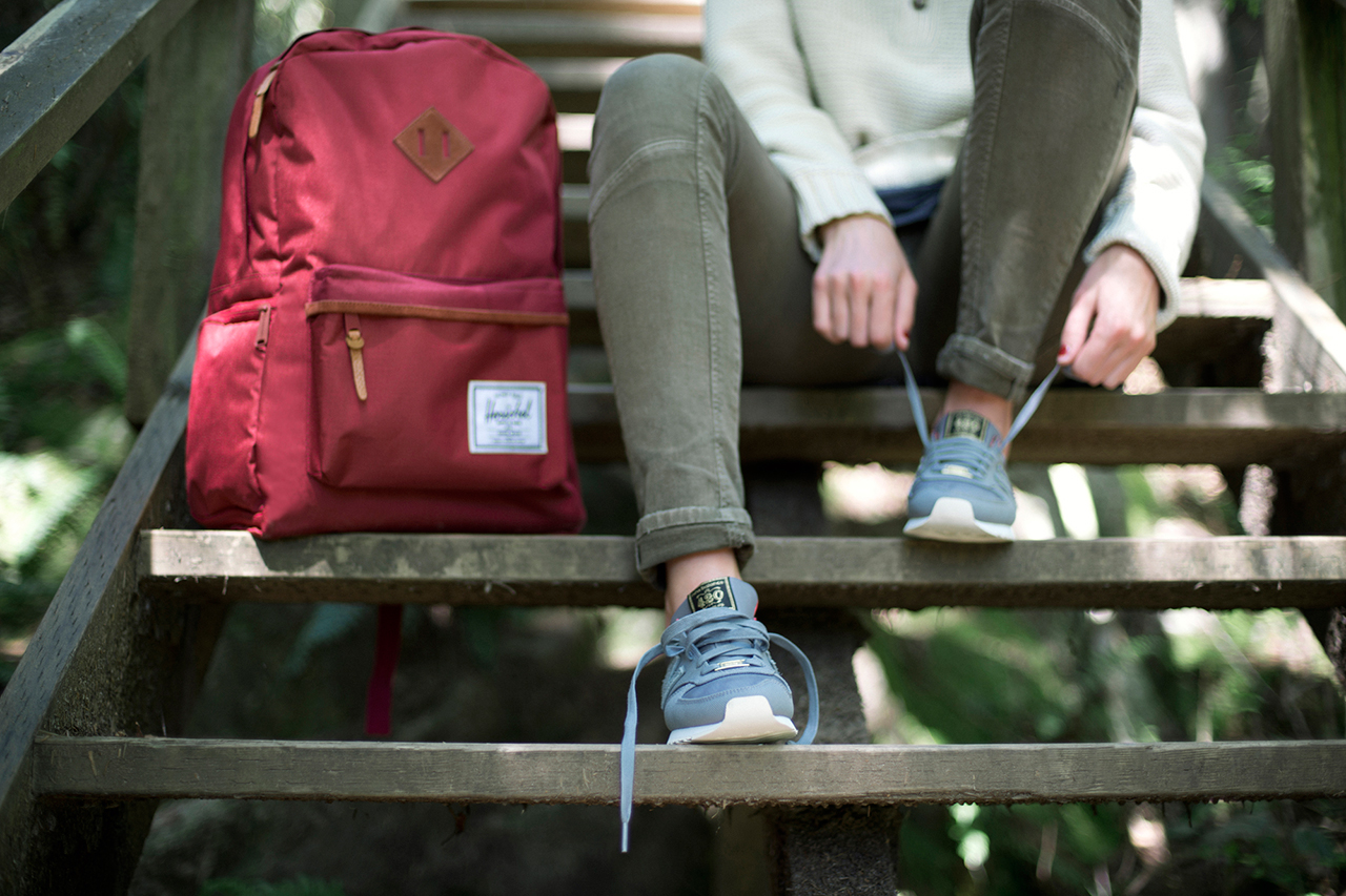 Image of Herschel Supply Co. x New Balance 2013 Fall Lookbook