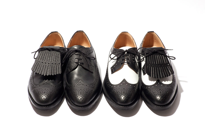 Image of John Lawrence Sullivan x Tricker's 2013 Capsule Collection