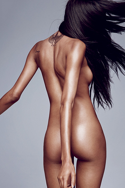 Image of Jourdan Dunn Bares All for GQ's 2013 September Issue