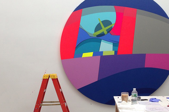 Image of KAWS to Open an Exhibition at Galerie Perrotin New York this Fall