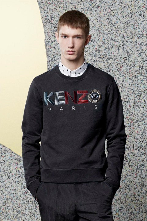 "Image of KENZO 2013 Fall/Winter ""Eye"" Capsule Collection"