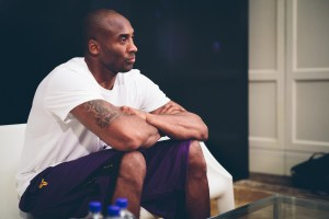 kobe bryant on growing up in the league and the future of his signature line