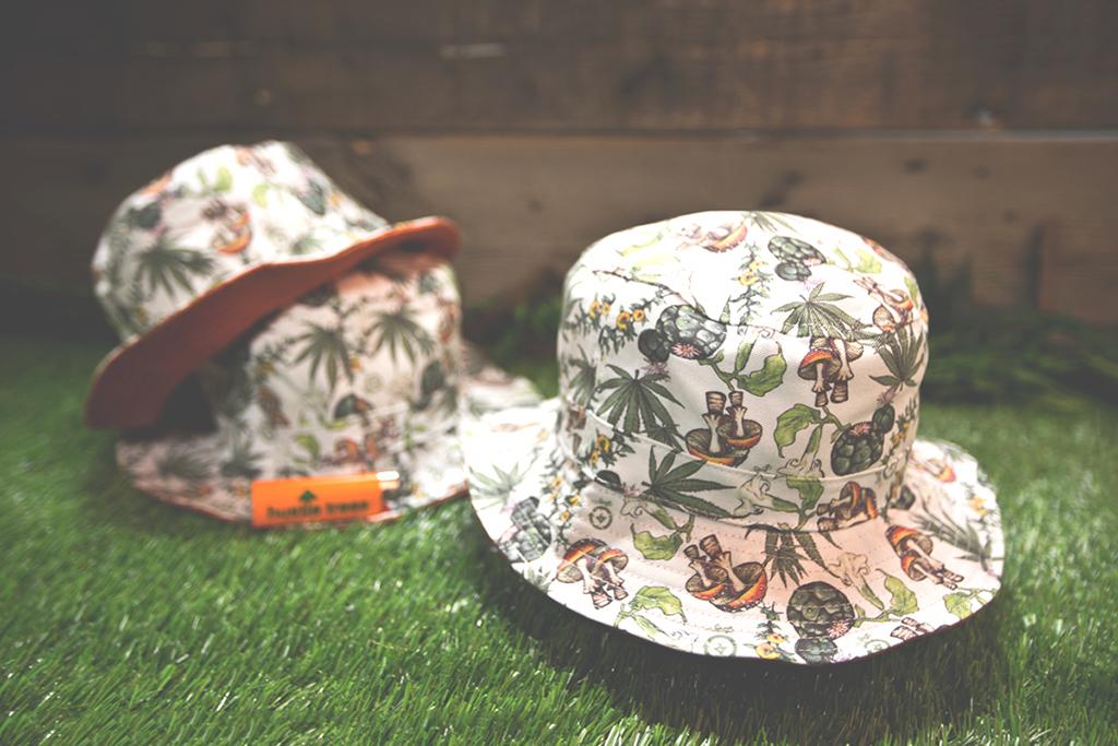 """Image of LRG """"Alohigh"""" Bucket Hat"""