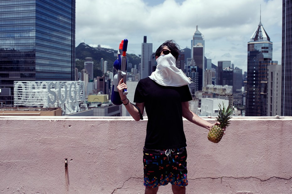 """Image of Made in Paradise """"Summer Riot"""" Editorial"""