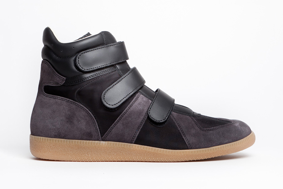 Image of Maison Martin Margiela 2013 Fall/Winter High-Top Velcro Sneaker
