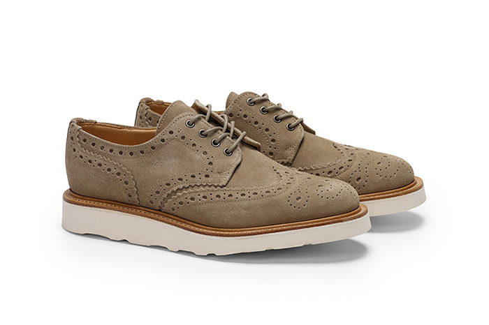 """Image of Mark McNairy for Club Monaco 2013 """"Makers & Muses"""" Collection"""