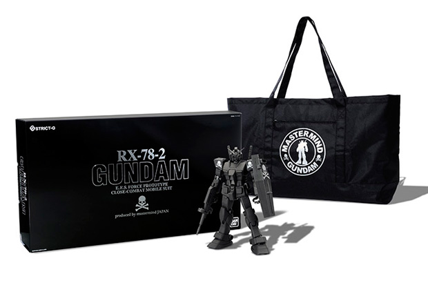 Image of mastermind JAPAN x STRICT-G PG 1/60 RX-78-2 Gundam