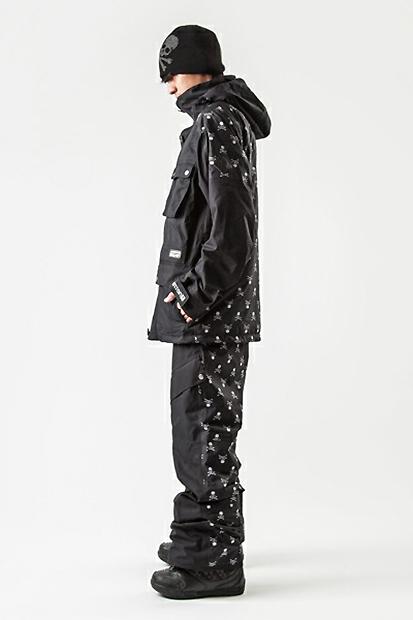 Image of mastermind JAPAN x Burton 2013 Capsule Collection