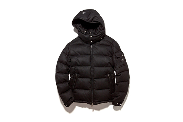 Image of mastermind JAPAN x Moncler 2013 Fall Down & Cashmere Jacket