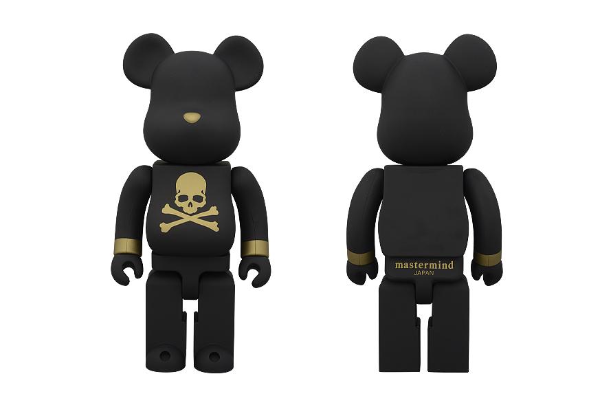 Image of mastermind JAPAN x SENSE x Medicom Toy 400% Bearbrick