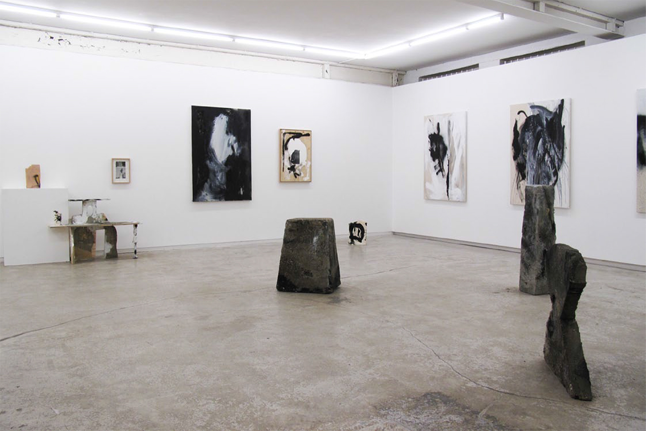 "Image of Misha Hollenbach ""A.T.G.S."" Exhibition @ Utopian Slumps"