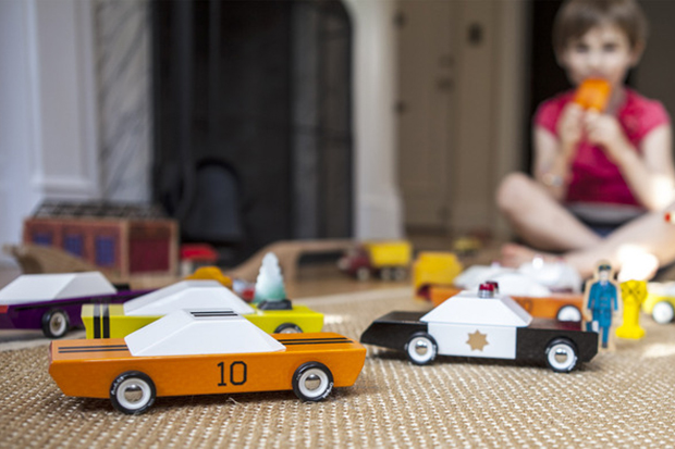 Image of MO-TO: Modern Vintage Toy Cars