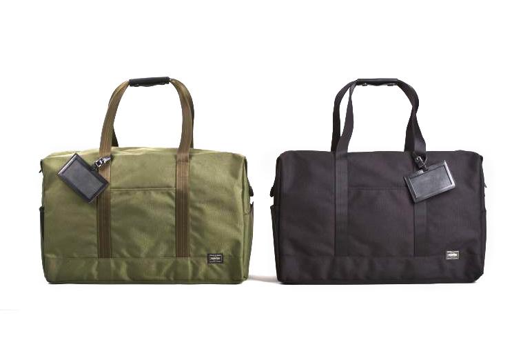 Image of Monocle x Porter Boston Bag