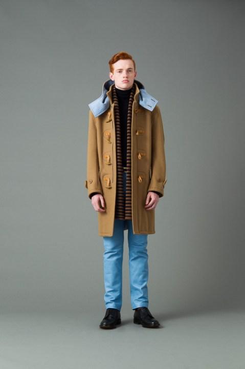Image of MR.GENTLEMAN 2013 Fall/Winter Lookbook