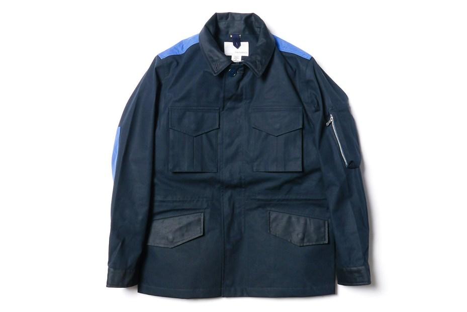 Image of nanamica GORE-TEX Military Jacket