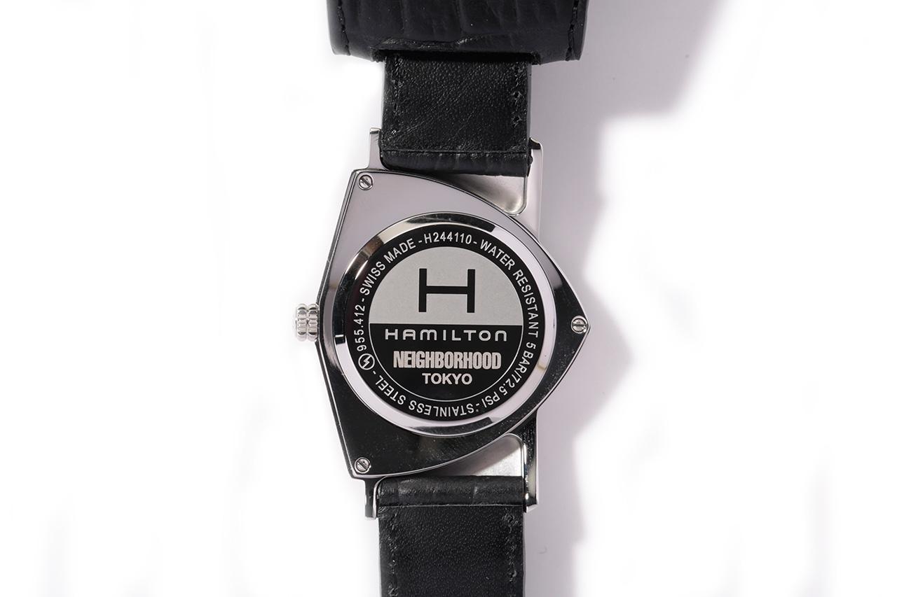 Image of NEIGHBORHOOD x Hamilton 2013 Ventura Watch