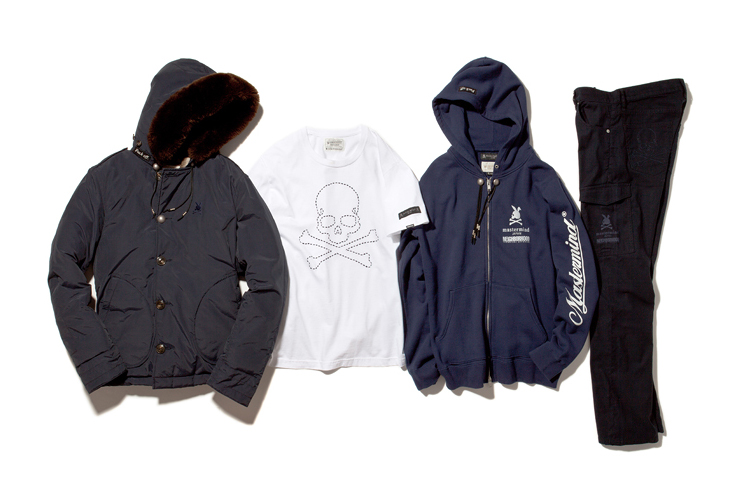 Image of NEIGHBORHOOD x mastermind JAPAN 2013 Fall/Winter Collection