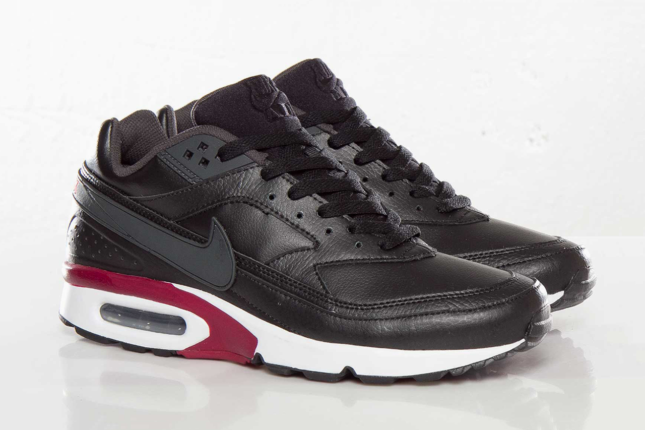 Image of Nike Air Classic BW Black/Anthracite-Team Red-Atomic Red