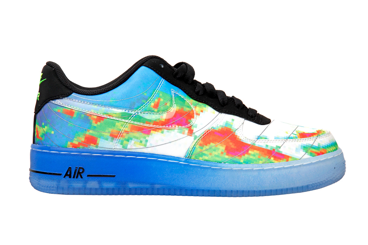 "Image of Nike Air Force 1 CMFT QS ""Weatherman"""
