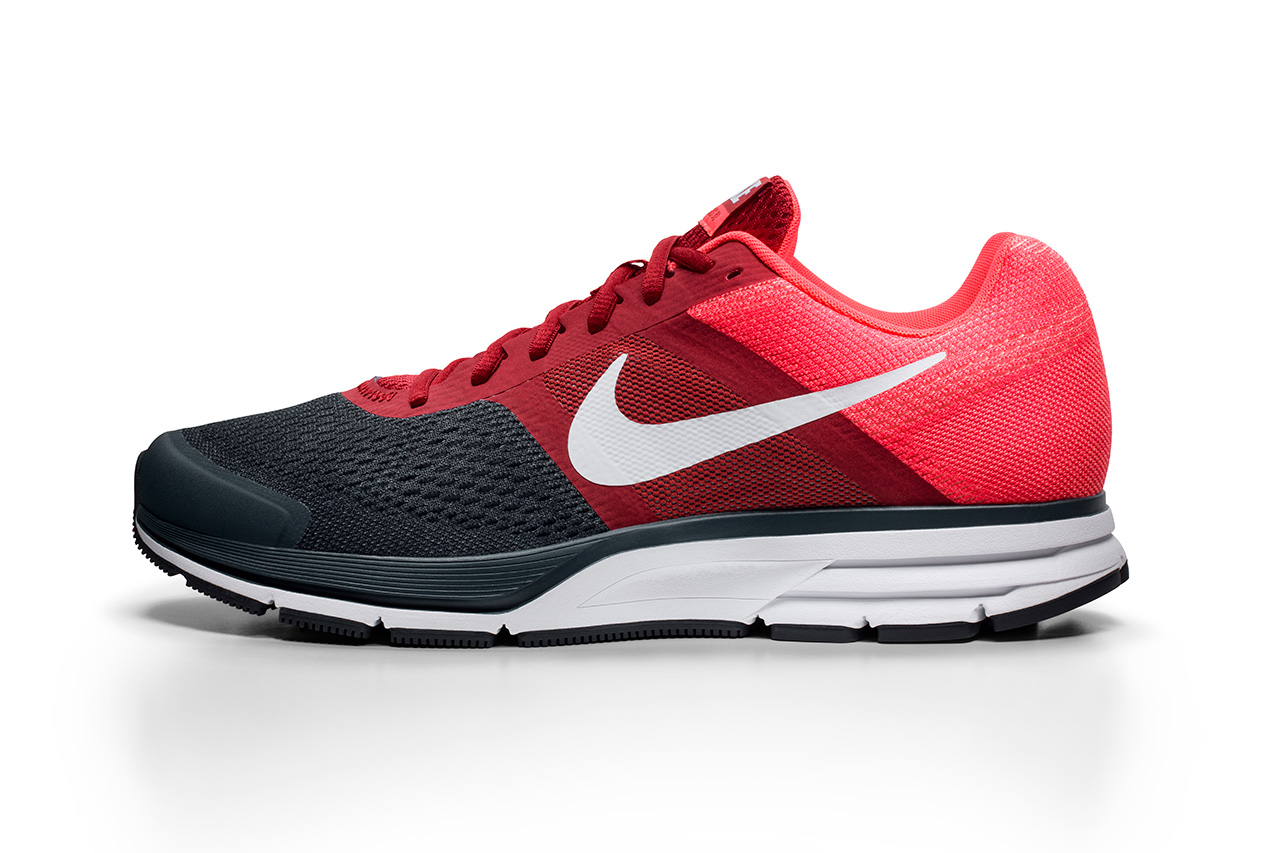 Image of Nike Air Pegasus+ 30 Black/Atomic Red/Pink