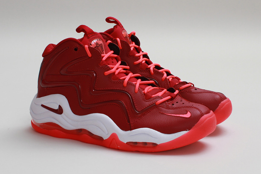"Image of Nike Air Pippen 1 Retro ""Noble Red"""