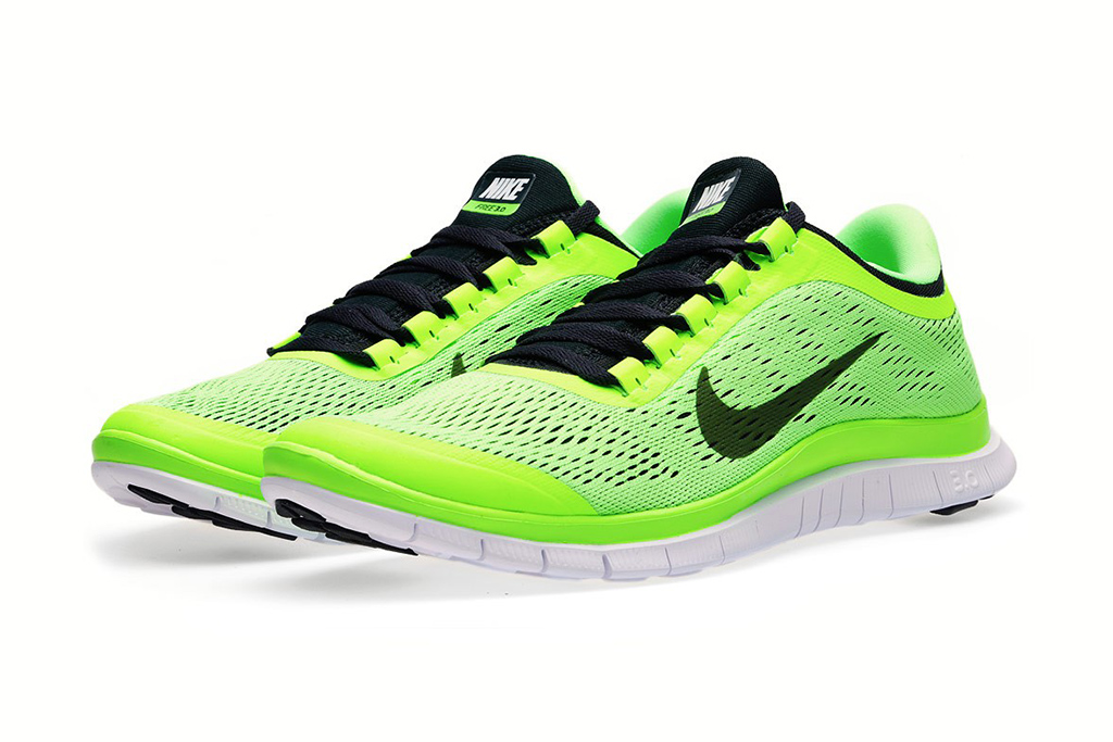 "Image of Nike Free 3.0 V5 ""Flash Lime"""