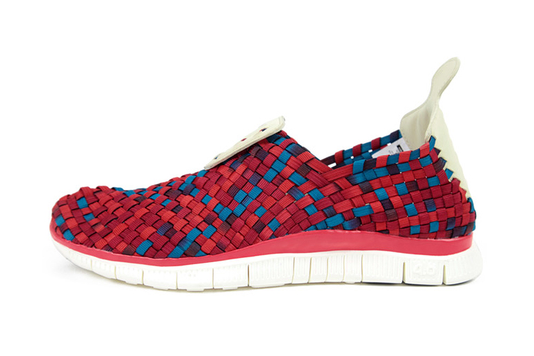 "Image of Nike Free Woven 4.0 ""Carmine"""