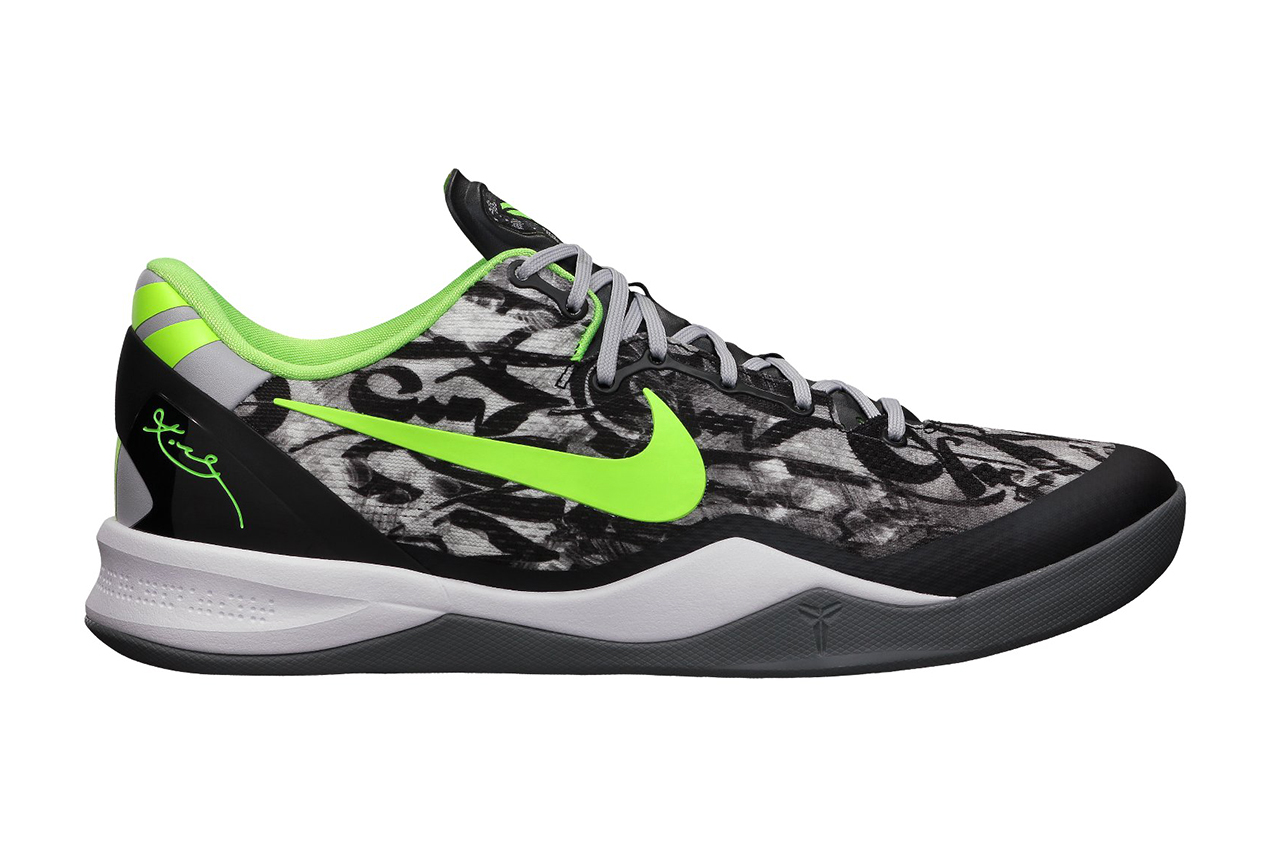 "Image of Nike Kobe 8 System ""Graffiti"""