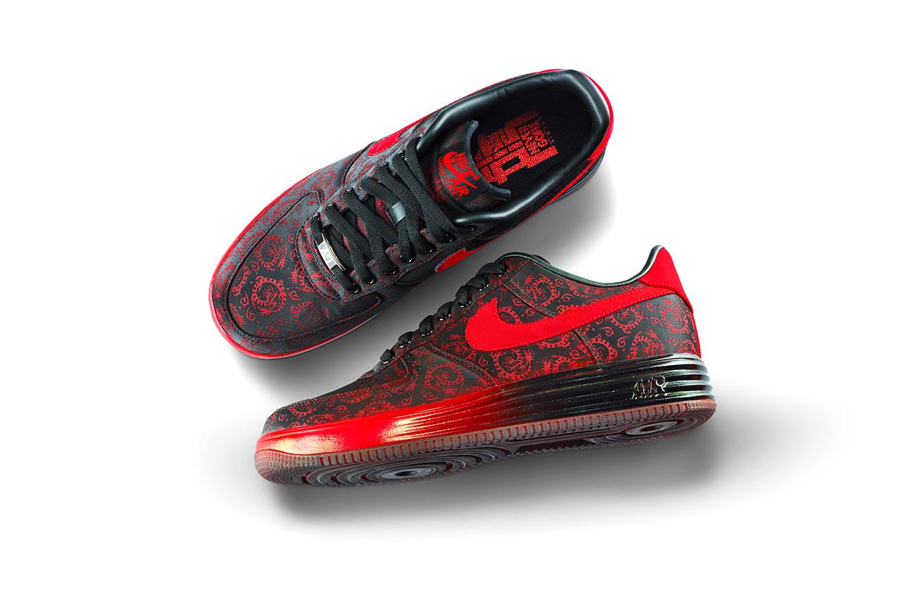 "Image of Nike Lunar Force 1 Shanghai City ""Luwan Never Gone 310103"""