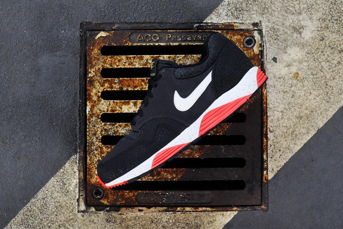 Image of Nike Lunar Terra Safari Dark Charcoal/Black-Atomic Red