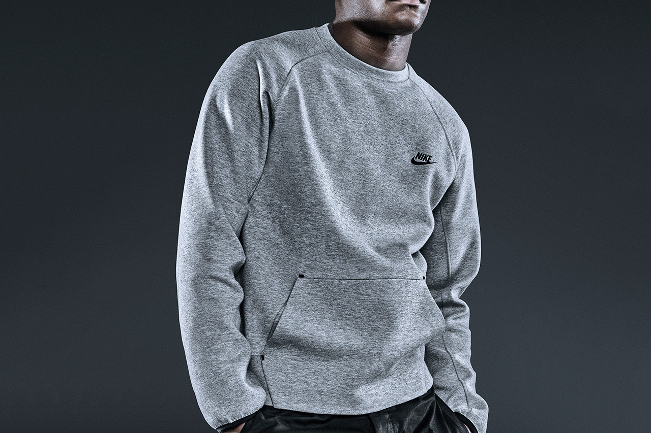 Image of Nike Sportswear 2013 Fall/Winter Tech Fleece Collection