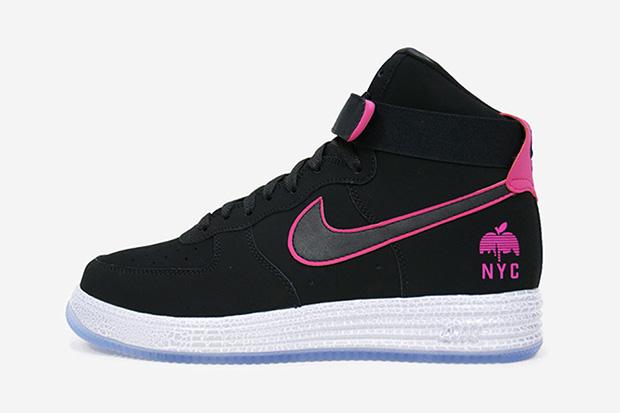 "Image of Nike Sportswear Lunar Force Hi HUP QS ""NYC"""