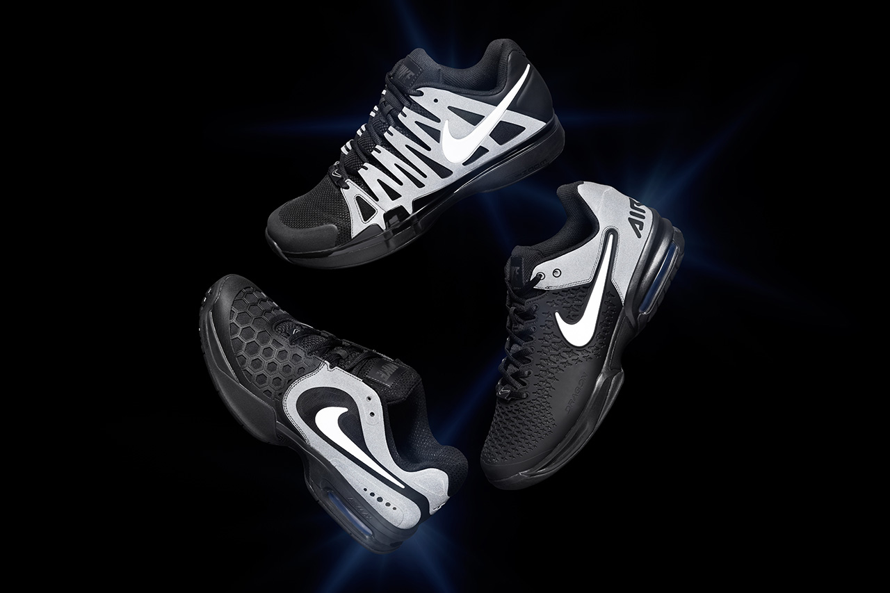 "Image of Nike Tennis ""Claim The Night"" Pack"