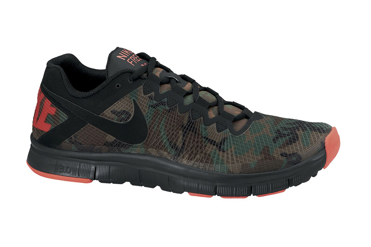 "Image of Nike Free Trainer 3.0 ""Camo"" Pack"