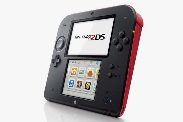 Image of Nintendo Unveils the 2DS Handheld