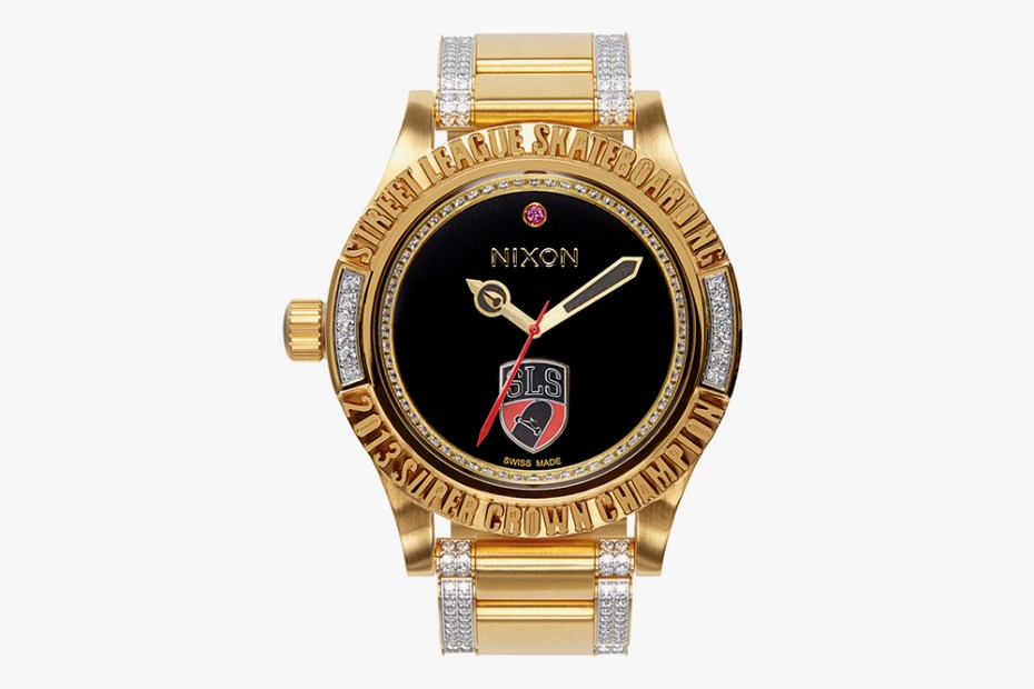 Image of Nixon x Street League Super Crown Championship Watch
