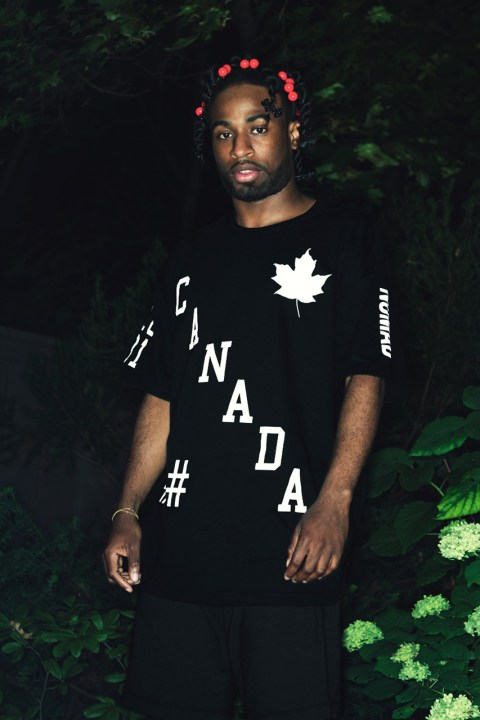 "Image of Nomad x Been Trill ""CANADA"" Lookbook"