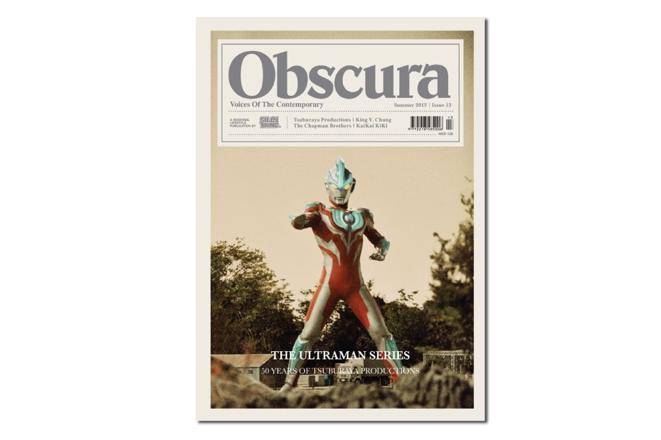 Image of Obscura Magazine 2013 Summer Issue 13