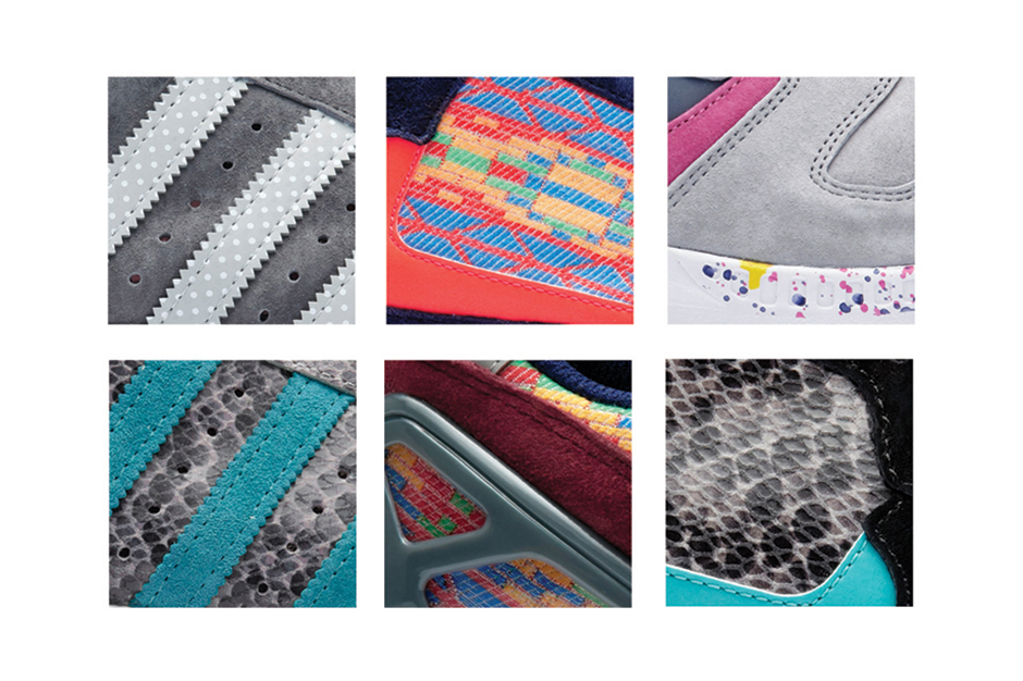 Image of Offspring x adidas Originals Pattern Pack Preview