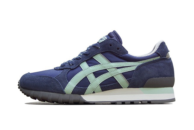 Image of Onitsuka Tiger Colorado Eighty-Five Navy/Soft Green